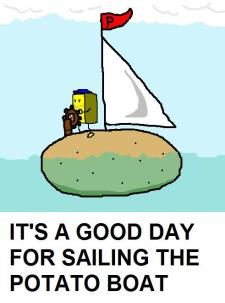potatoboat